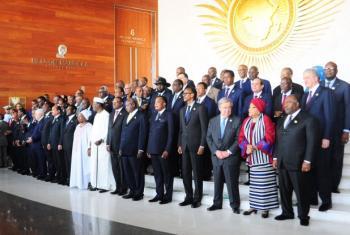 Guterres deve participar todos os anos numa sessão com chefes de Estado e de Governo do continente em janeiro. Foto: ONU/Antonio Fiorente