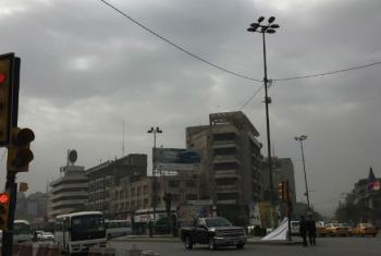 Bagdá, Iraque. Foto: Unami/Sanaa Kareem