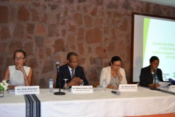 José Ulisses Correia e Silva. Foto: ONU Cabo Verde (arquivo)