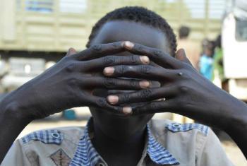 O documento cita violações de direitos humanos e abusos do direito internacional humanitário. Foto: Unicef/Porter