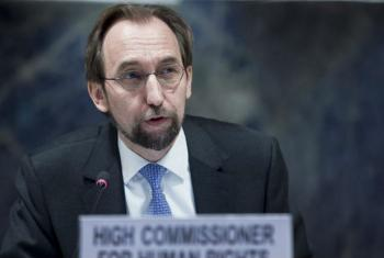 Zeid Al Hussein. Foto: ONU/Jean-Marc Ferré (arquivo)