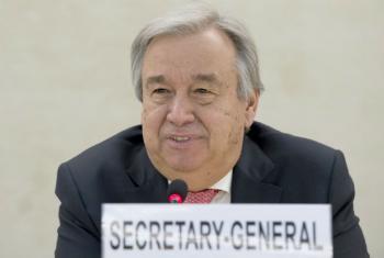 António Guterres. Foto: ONU/Jean-Marc Ferré