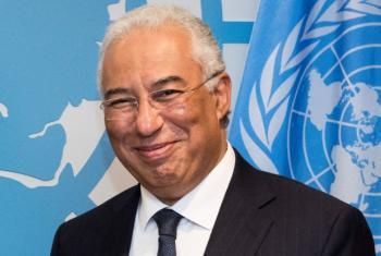 Primeiro-ministro de Portugal, António Costa. Foto: ONU//Mark Garten.