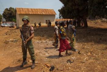 Forças de paz reorganizam a sua presença no terreno. Foto: ONU/ Nectarios Morkogiannis.