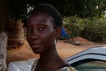 Fatumata Seide. Foto: Amatijane Candé