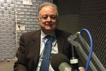 Manoel Sobral Filho. Foto: ONU News