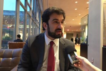 Ministro Tiago Brandão Rodrigues. Foto: ONU News (arquivo)