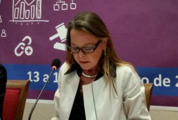 Ulrika Richardson. Foto: ONU News/Amatijane Candé