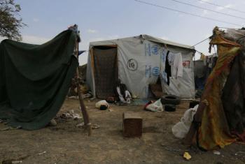 Iêmen. Foto: Acnur/Mohammed Hamoud