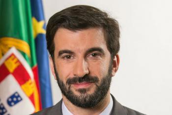 Tiago Brandão Rodrigues. Foto: Governo de Portugal