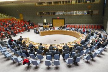 Reunião no Conselho de Segurança da ONU nesta terça-feira. Foto: ONU/Rick Bajornas