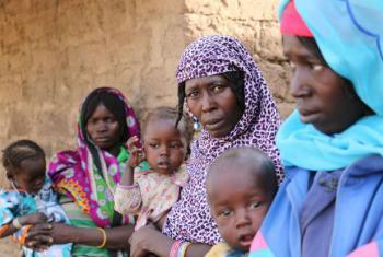 A Agência das Nações Unidas para os Refugiados, Acnur, estima que mais de 180 mil pessoas fugiram nos últimos meses para a vizinha RD Congo. Foto: Ocha/Gemma Cortes