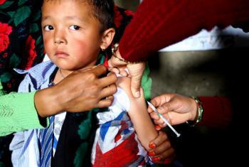 Foto: Unicef/Kiran Panday (arquivo)