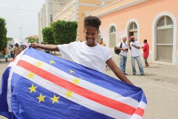 ONU ajuda atividades para favorecer o bem-estar dos cabo-verdianos. Foto: ONU Cabo Verde.