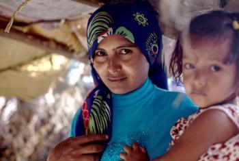 FAO querbase sólida para avaliar o impacto das alterações climáticas na segurança alimentar. Foto: FAO/Rawan Shaif