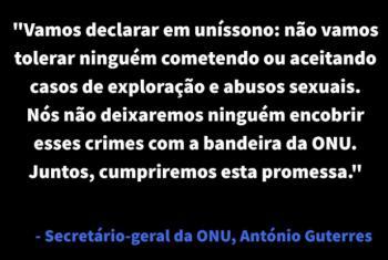 Imagem: ONU News