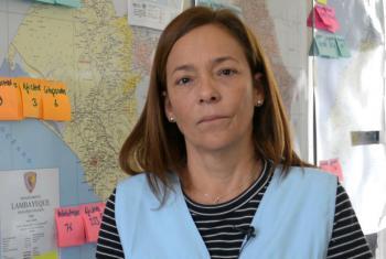 María del Carmen Sacasa. Foto: Reprodução vídeo