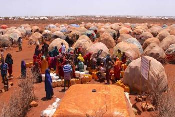 Unicef prevê uma pior fome este ano na Somália . Foto: Unicef/Somália.