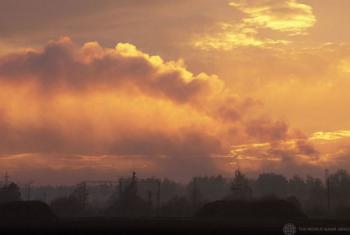 Poluição ambiental. Foto: Banco Mundial/Curt Carnemark