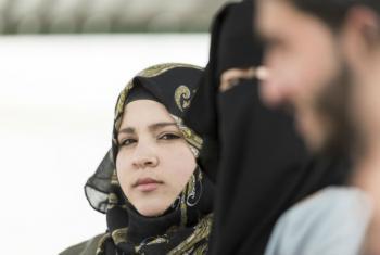 Refugiados sírios no acampamento de Zatari, Jordânia. Foto: ONU/Mark Garten