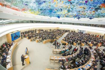 Conselho de Direitos Humanos da ONU. Foto: ONU/Elma Okic