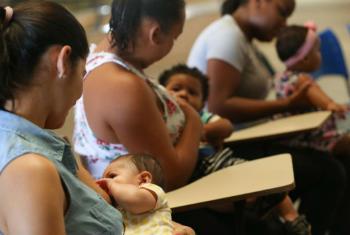 A mortalidade materna caiu em duas décadas mas ainda é alta nos estados do Nordeste. Foto: Elza Fiuza ABr
