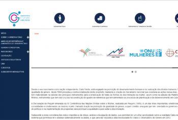 Imagem: Portal Observatório de Género