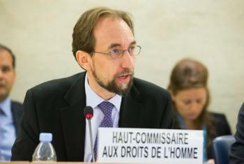 Zeid Al-Hussein. Foto: ONU/Pierre Albouy