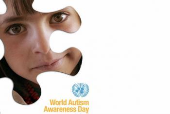 Dia Mundial de Conscientização sobre o Autismo. Foto: ONU