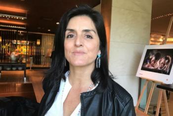 Carolina Batista. Foto: ONU News/Edgard Júnior