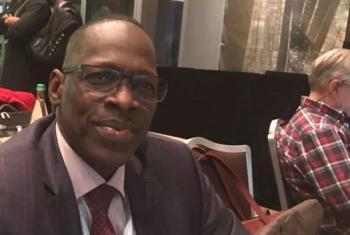 Abdoulaye Diarra. Foto: ONU News