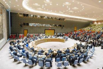 Sessão do Conselho de Segurança abordou reforço das capacidades do continente nas áreas da paz e segurança. Foto: ONU/Rick Bajornas