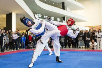 A Unesco afirmou que o esporte é uma paixão compartilhada por mulheres e homens no mundo inteiro. Foto: ONU/Rick Bajornas