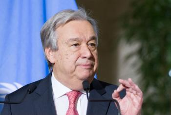 António Guterres. Foto: ONU/Violaine Martin (arquivo)