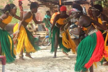 Ministro português realçou necessidade de uma cada vez maior aproximação entre Europa e os países africanos. Foto: Pnud/Guiné-Bissau.
