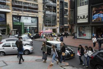 Acidentes de trânsito são a principal causa de morte entre adolescentes dos 10 aos 19 anos de idade. Foto: Banco Mudial/Dominic Chavez