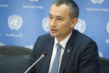Nickolay Mladenov, Coordenador especial da ONU para o Processo de Paz no Oriente Médio. Foto: ONU/Loey Felipe