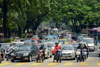 Semana Mundial sobre Segurança no Trânsito. Foto: Banco Mundial/Trinn Suwannapha
