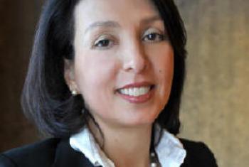 Maria Nazareth Farani Azevêdo (Foto: arquivo pessoal)