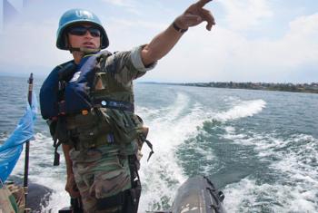Boinas-azuis: investindo na paz mundial