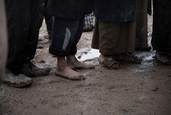 De acordo com relatos, os corpos das vítimas teriam sido deixados na rua por vários dias após os assassinatos. Foto: Unicef/Romenzi