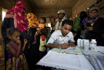 O relatório mostrou que a ajuda humanitária atingiu regiões mais necessitadas como o Iêmen, o Sudão do Sul e a Síria. Foto: Ocha/Giles Clarke