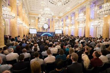 Conferência de Ciência e Tecnologia 2017, em Viena, na Áustria.Foto: CTBTO