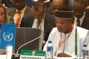 Ibn Chambas. Foto: ONU News/Amatijane Candé, Tgb
