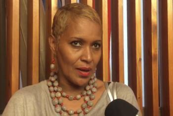 Rosana Almeida. Foto: Reprodução vídeo