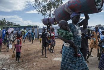Refugiados sul-sudaneses na Etiópia. Foto: Acnur/Dina Diaz