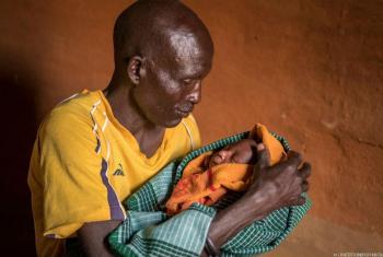 """Campanha """"Super Pais"""" do Fundo das Nações Unidas para a Infância, Unicef.Foto: Unicef"""