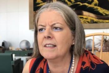 Helena Barroco. Foto: Reprodução vídeo