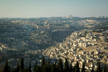 Jerusalém. Foto: ONU/Rick Bajornas