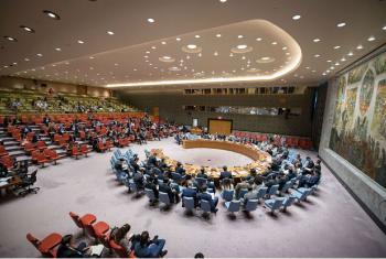 Reunião do Conselho de Segurança sobre Coreia do Norte. Foto: ONU/ Manuel Elias